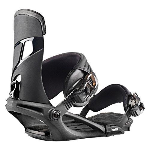 HEAD Erwachsene NX One Snowboardbindung, Black, L