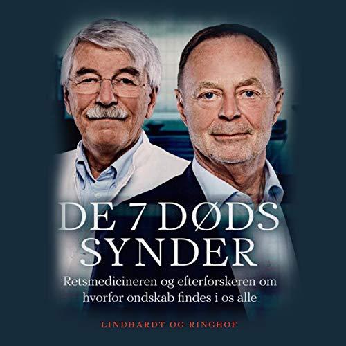 De 7 dødssynder audiobook cover art