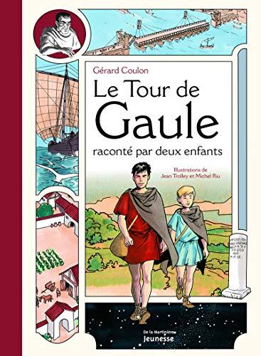 Tour de Gaule raconté par deux enfants