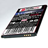 PIEFFELINE Batería para Samsung Galaxy Ace 3 S7270 S7272 S7275 y Star Pro S7260 2300 mAh Tipo...