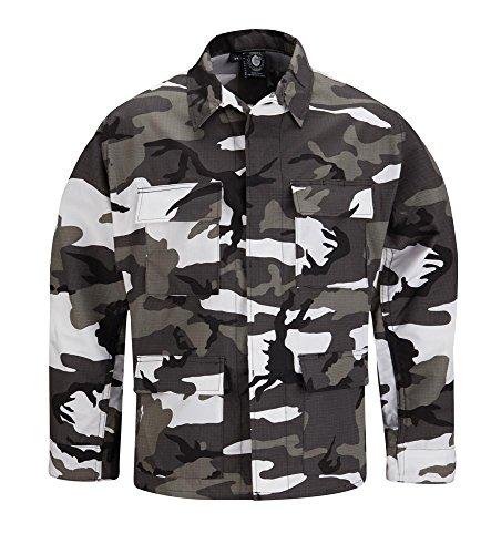 Camo Urban Jacket for Mens