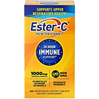 120-Count Ester-C Vitamin C 1000 mg Coated Tablets