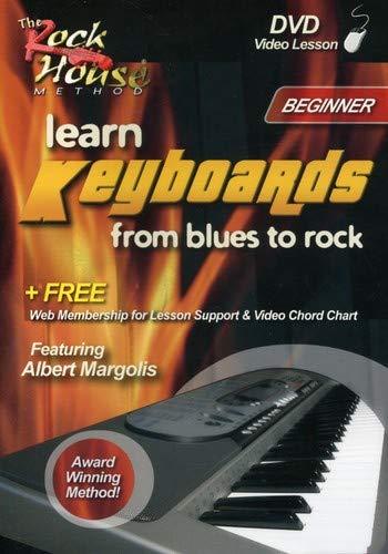 Learn Keyboards-Blues to Rock [UK Import]