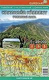 Wanderkarte Riesengebirge/ Krkonoše Hřebeny