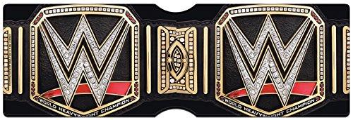 GB eye, WWE, Title Belt, Card Holder, Multi-Colour, 16 x 0.3 x 11 cm