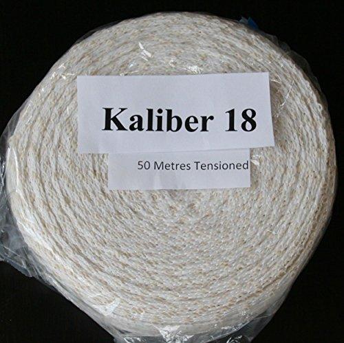 50m Kaliber 18 Bratennetz / Rollbratennetz / Räuchernetz für Einfüllrohr mit einem Durchmesser von ca. 140 mm
