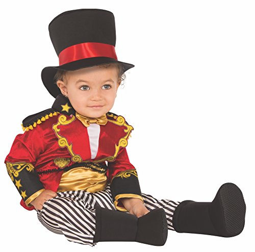 Rubie's Costume Ringmaster Baby Party Supplies, Multicolor, Infant US
