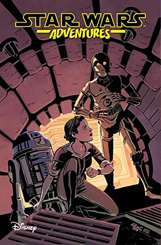 Star Wars Adventures Vol. 9: Fight the Empire (Star Wars Adventures (2017-2020))