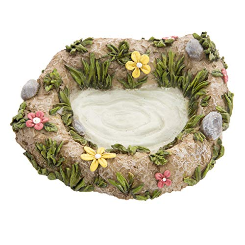 Darice Q78160P001 Mini Floral Pond Resin, 5.5'