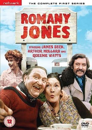 Romany Jones - Complete Season 1 ( Romany Jones - Complete First Series ) ( Romany Jones - Complete Season One )
