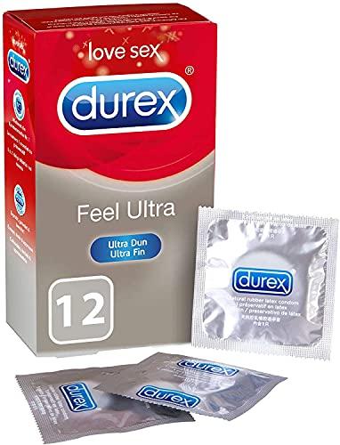 DUREX sensación ultra sensibles condones - 3 piezas