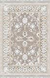 Bonamaison Teppich mit Digitaldruck, Mehrfarbig, 120 x 180 cm