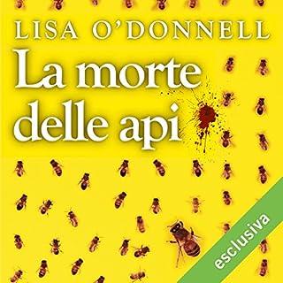 La morte delle api copertina
