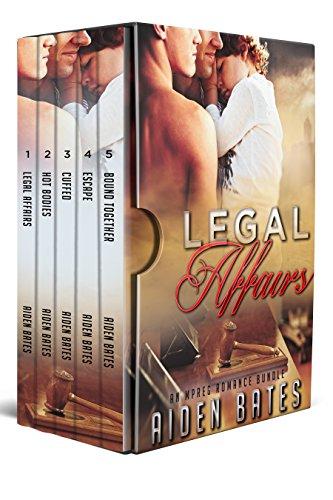 Legal Affairs: An Mpreg Romance Bundle (Aiden's Collection Book 2) (English Edition)