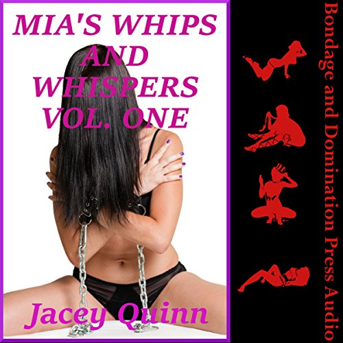 『Mia's Whips and Whispers』のカバーアート