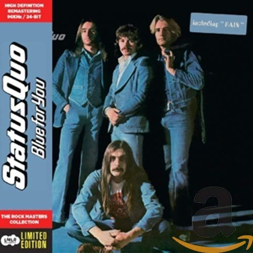 Status Quo: Blue for You-Collection Edition (Audio CD (Collector's Edition))