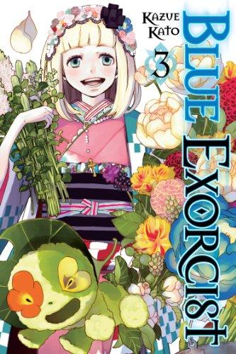 Ebook Blue Exorcist Vol 3 By Kazue Kato
