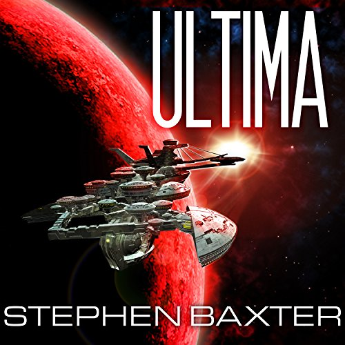 Ultima audiobook cover art