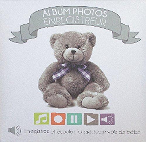 poyetmotte My Little Bear beschreibbare Bilderrahmen, 20x 20cm