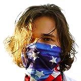 Multifunctional Bandana Face Mask Scarf Neck Gaiter Breathable for Men & Women