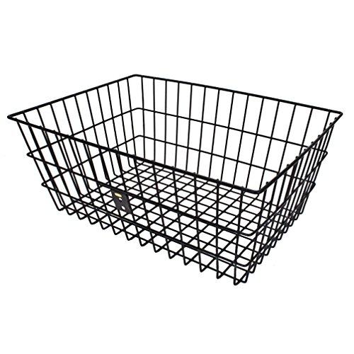 Buy Bargain Sun Heavy Duty Trike Basket - Vinyl Coated, Black