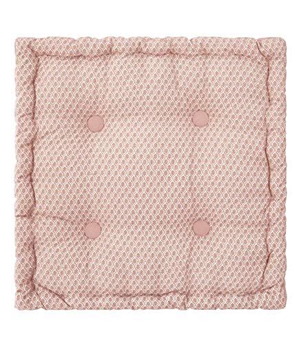 ATMOSPHERA Otto Bodenkissen - Pink - 40x40x8 cm