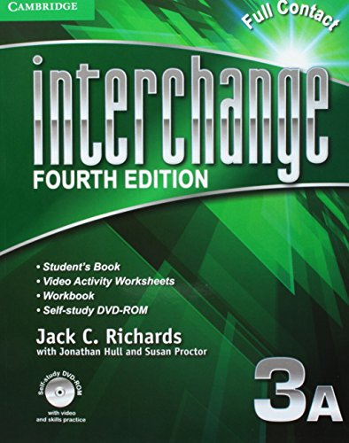 Interchange Level 3 Super Value Pack Full Contact a with Self-Study DVD-ROM and Online Workbook a