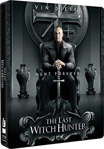 The Last Witch Hunter Steelbook. (Vin Diesel) / U.K. Blu Ray Release.