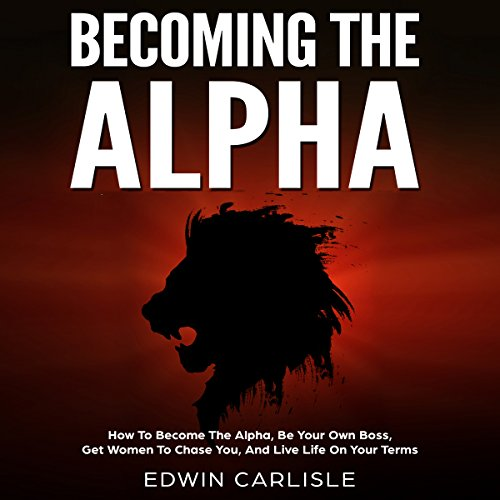 Becoming the Alpha audiobook cover art