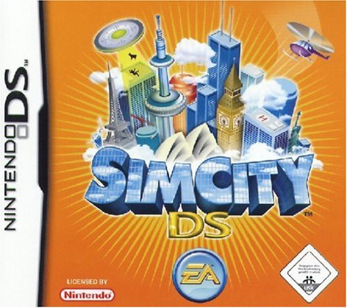Electronic Arts SimCity DS - Juego