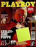 Playboy Netherlands International Magazine Lesley-Ann Poppe #4 2012