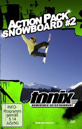 Tonix Homevideo Entertainment - Action Pack Snowboard # 2 (3 Discs)
