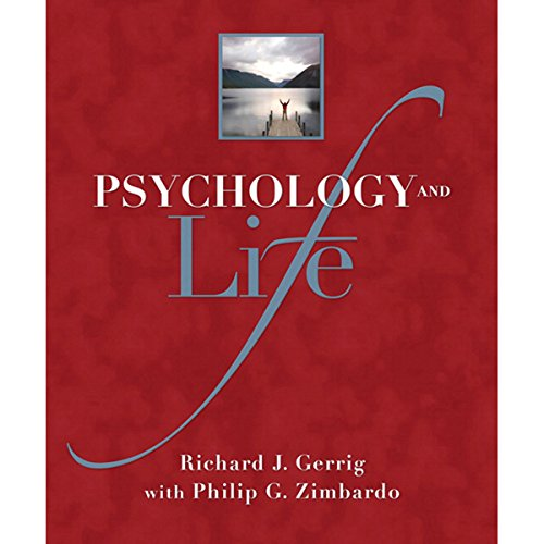 Psychology and Life, 19/e  audiobook cover art