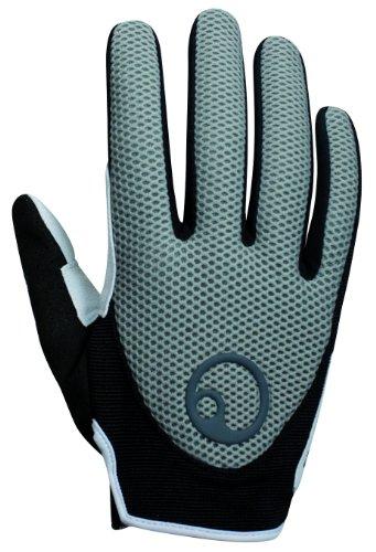 Ergon HC2 Ergo Fahrrad Handschuhe lang grau: Größe: XXL