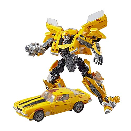 Admiring Transformers Toys, Classic Movie Enhanced Series 12cm Children's Toy for Boys Over 8 Years Old Rusty Bumblebee E4699