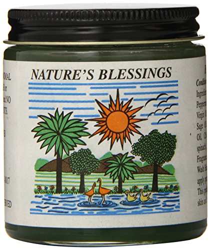 Nature's Blessings Hair Pomade 4 oz.