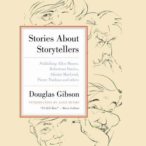 Stories About Storytellers audiobook cover art