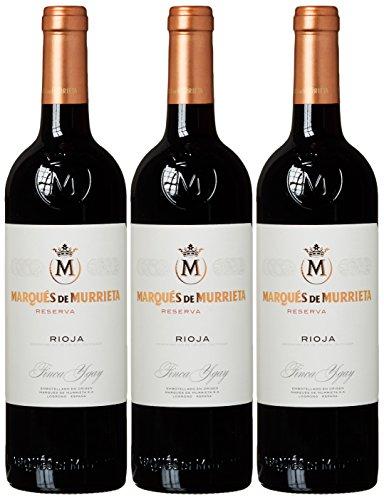 Marqués de Murrieta Reserva Rioja DOCa 2013/2014 trocken (3 x 0.75 l)