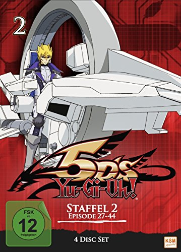 Yu-Gi-Oh! 5D's, Vol. 2 [4 DVDs]