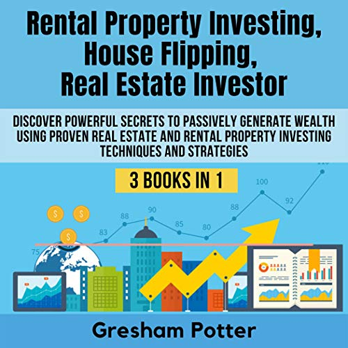 Rental Property Investing, House Flipping, Real Estate Investor cover art