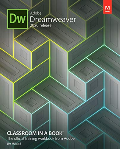 Adobe Dreamweaver Classroom in a Book 2020 Release
