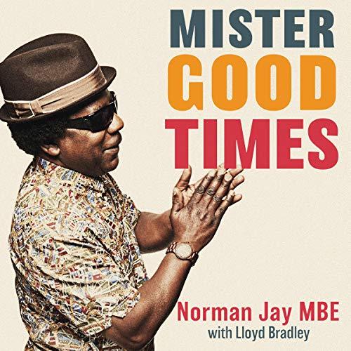 Mister Good Times cover art
