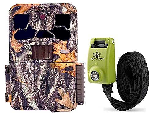 Browning Spec Ops Elite HP4 Trail Camera with Steel Reinforced Strap