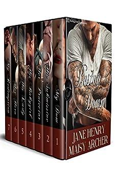 Boston Doms Boxset by [Jane Henry, Maisy Archer, Blushing Books]