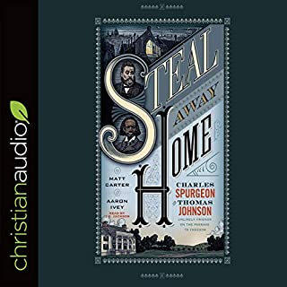 Steal Away Home audiobook cover art