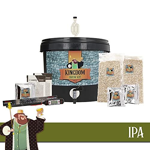 Brewferm Kingdom Kingdom Brew Kit 070.002.6 IPA - Kit de elaboración de cerveza doméstica