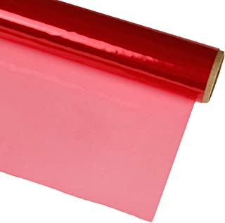Best red cellophane gift wrap Reviews