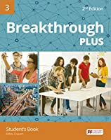 Breakthrough Plus 2nd Edition Level 3 Student's Book + Digital Student's Book Pack - Asia