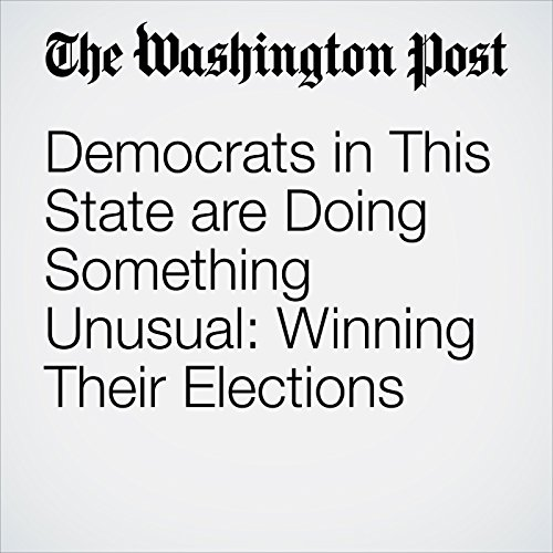 Democrats in This State are Doing Something Unusual: Winning Their Elections copertina