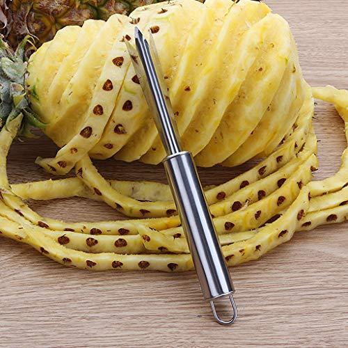 Yanhonin Triangle Couteau À Ananas, Coupe-Fruits, Cuisine Gadget
